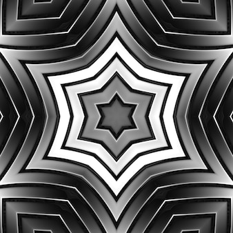 Chrome color geometry gray metal strip background