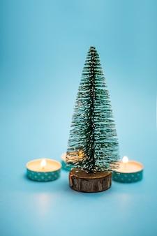 クリスマスツリーの装飾図