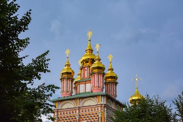 Церковь в сергиевом посаде россия