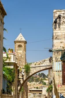 예루살렘 구시 가지에있는 교회-이스라엘