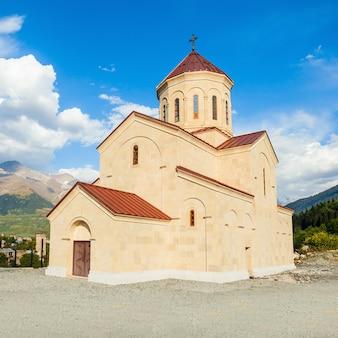 Church in mestia