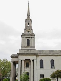 모든 성도 교회, 포플러, 런던, 영국