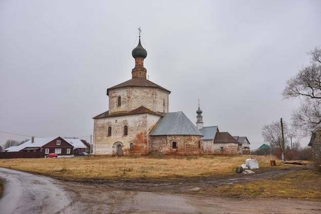 Церковь космы и дамиана в коровниках, космодамианская церковь