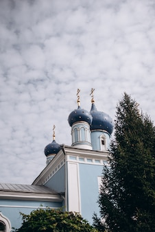 Церковь успения пресвятой девы марии