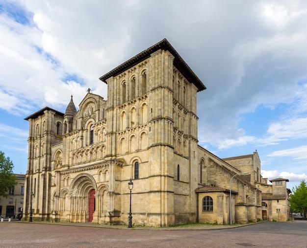 聖十字架教会、ボルドー、フランス