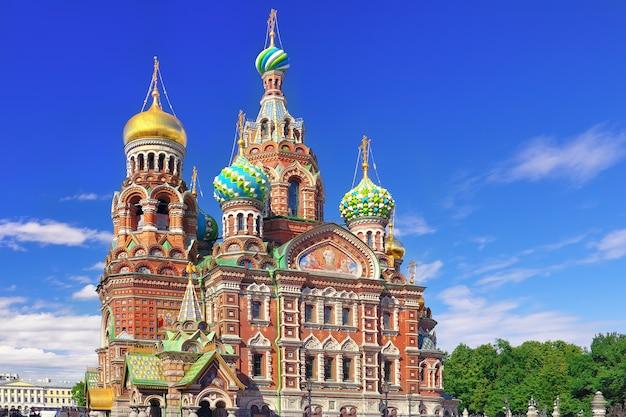 Храм спаса-на-крови, санкт-петербург, россия