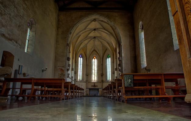 Church of san giovanni in tuba, san giovanni di duino