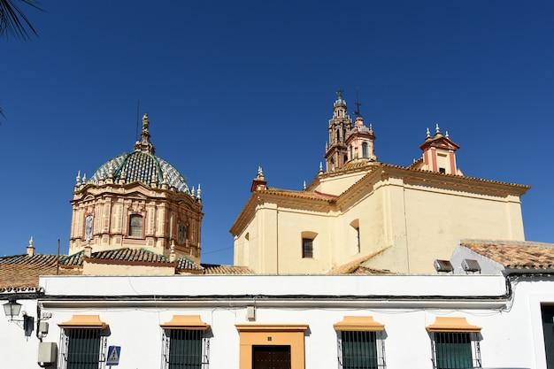 Church of  san pedro, carmona, seville province, andalusia, spain