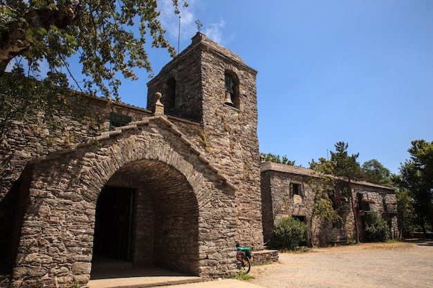 Church of santa maria, cebreiro