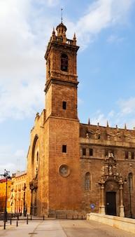 Church of santos juanes in valencia