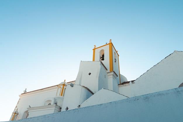 Church at tavira portugal
