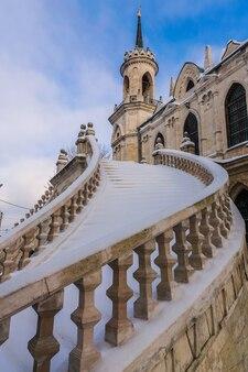 The church the vladimir