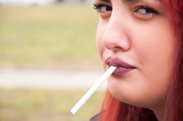 たばこの中毒