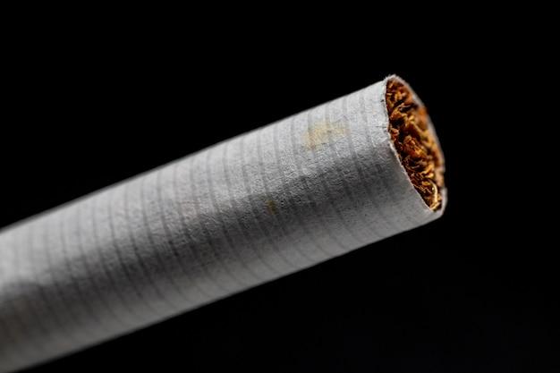 Cigarette detail