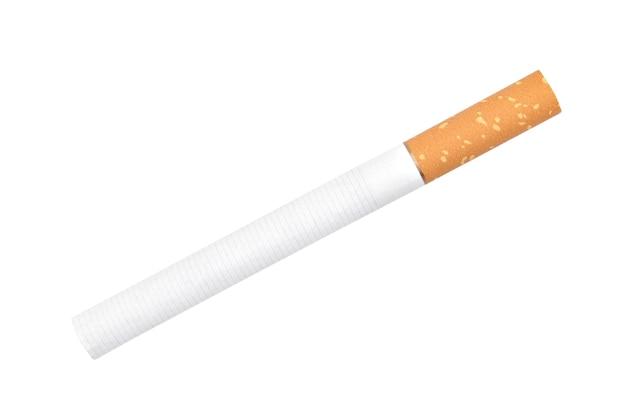 고립 된 담배
