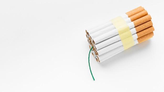 Сигареты с фитилем