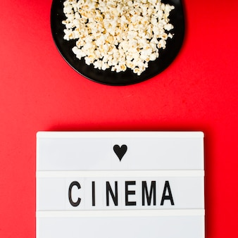 Cinema still life