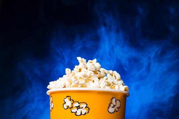 Кинотеатр с коробкой для попкорна Бесплатные Фотографии