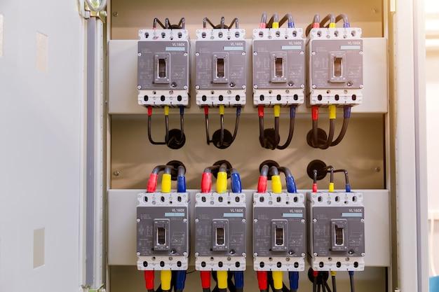 Circuit breakers .
