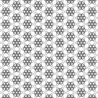 Круговой узор в виде мандалы для украшения татуировки хной менди декоративный орнамент