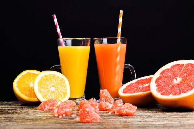 柑橘系ジュース
