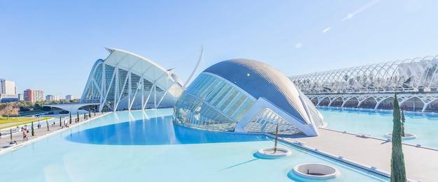 City of arts and sciences, valencia, spain.