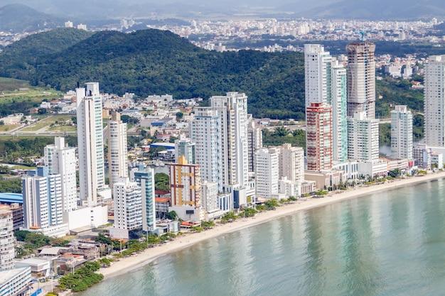Of the city of balneario camboriu in santa catarina brazil