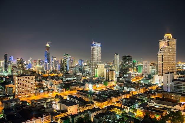 Городской бангкок