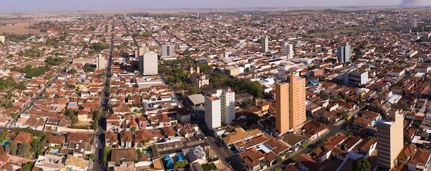 City of barretos landscape