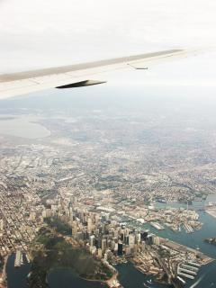 Город птичьего полета вид с самолета