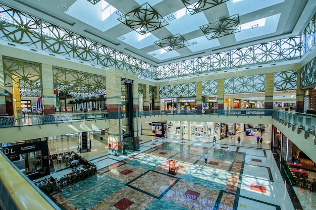 City centre mirdif in dubai shopping mall has 400+ stores, food and entertainment facilities. the mall opened in 2010 and is run by majid al futtaim properties.