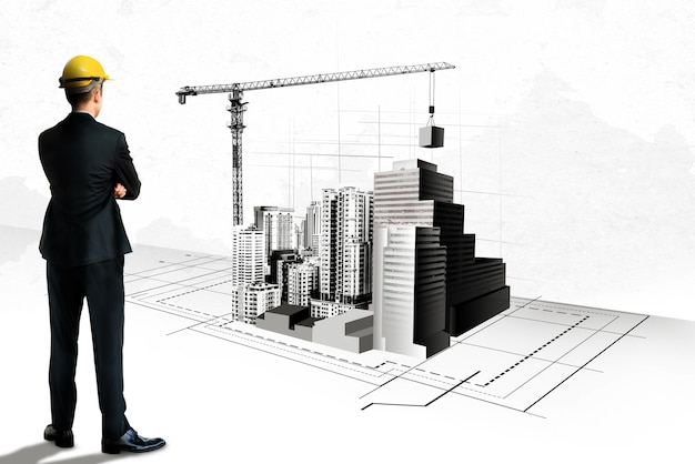 도시 토목 계획 및 부동산 개발.