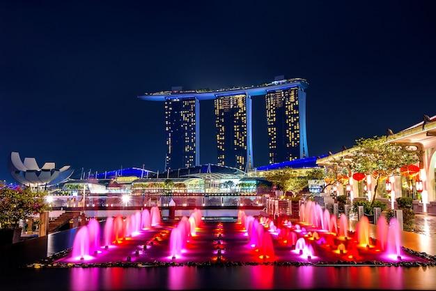 도시 불빛