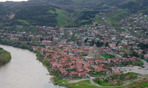 City of mtskheta, svetitskhoveli temple