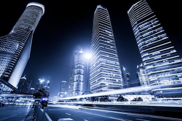 City nightによるモーションスピードエフェクト