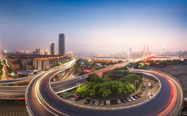 City overpass