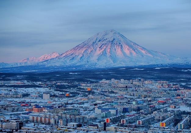 City petropavlovsk-kamchatsky
