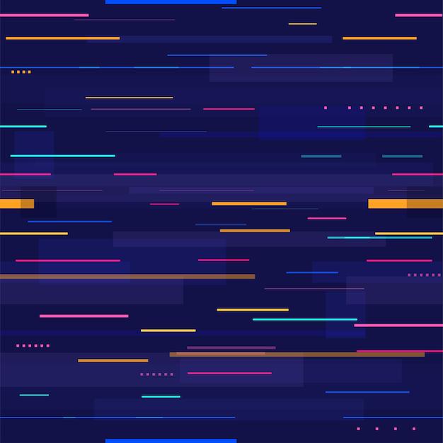 街灯はシームレスなパターンを抽象化します