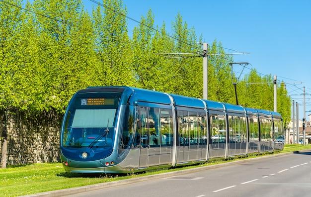 보르도-프랑스, 지롱 드의 거리에 도시 전차