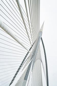 Мост футуризм citylife kuala lumpur футуристическая