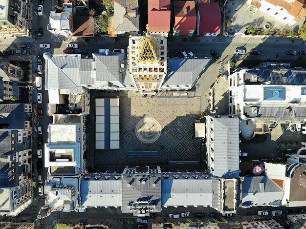 Городской центр города батуми в грузии