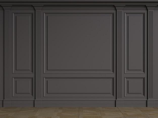 Классическая архитектура внутренних стен