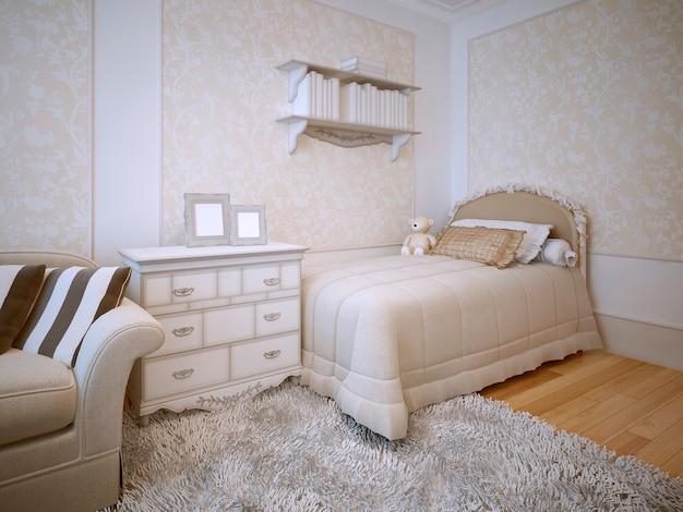 Classic bedroom trend