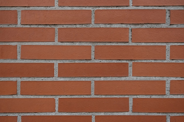 Classic brick wall background