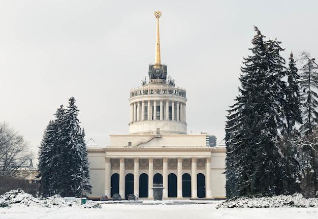 소련 시대의 고전적인 건물, 키예프