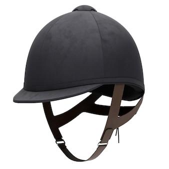 クラシックジョッキーホースライドヘルメット