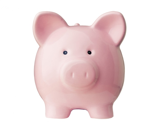 Classic piggy bank