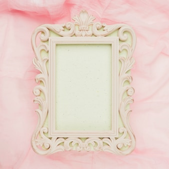 Classical frame template for wedding