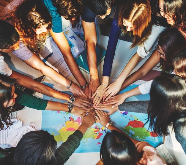 Концепция сообщества группы солидарности единомышленников