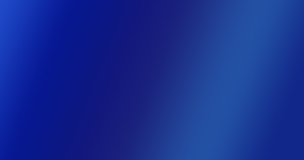 Classy blue gradient color background for creative abstract backdrop